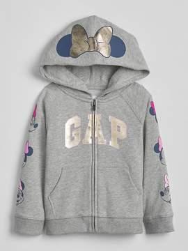 Gap babyGap | Disney Minnie Mouse Hoodie Sweatshirt