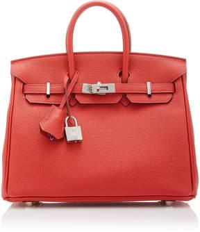 Hermes Vintage by Heritage Auctions 30cm Rouge Casaque Epsom Leather Birkin