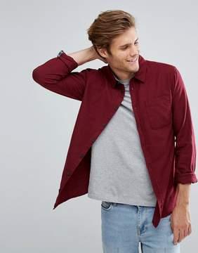 Blend of America Regular Fit Plain Shirt
