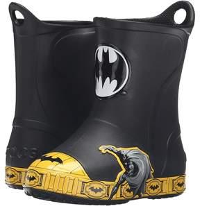 Crocs Bump It Batman Boot (Toddler/Little Kid)