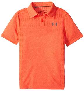 Under Armour Kids Threadborne Jordan Spieth Outer Glow Boy's Clothing