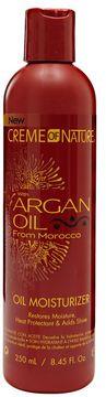 Creme of Nature Argan Oil Moisturizer
