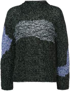 Oamc Acid Oversized sweater