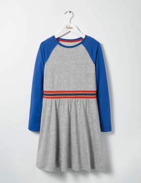 Boden Jersey Baseball Dress