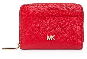 MICHAEL Michael Kors Money Pieces Zip Around Leather Coin & Card Case