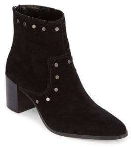 Saks Fifth Avenue Talan Leather Booties