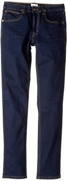 Hudson Jagger Slim Straight Fit in Shaken Blue Boy's Clothing