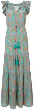 Figue Gianna paisley-print maxi dress