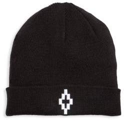 Marcelo Burlon County of Milan Cruz Wool Beanie