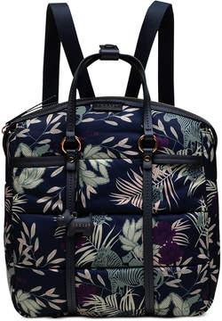 Radley London Longleat Palms Zip-Top Backpack