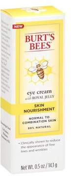 Burt's Bees Skin Nourishment Eye Cream