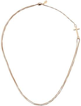 Alex and Ani Precious II Collection Cross Adjustable Necklace Necklace