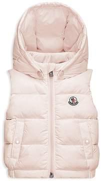 Moncler Girls' Down Puffer Vest - Baby