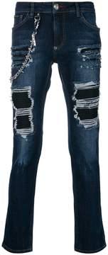 Philipp Plein Fashion Show Slim FIt jeans