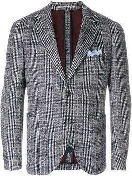 Cantarelli checked blazer