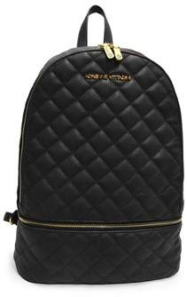 Adrienne Vittadini The Quilted Collection Large Backpack.