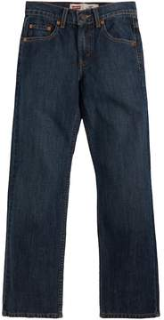 Levi's Husky Boys 8-20 550TM Relaxed Straight-Leg Jeans
