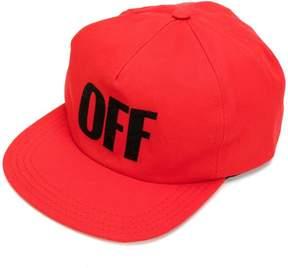 Off-White big off cap