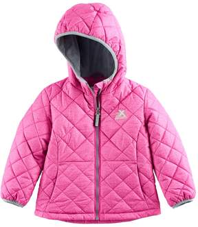 ZeroXposur Baby Girl Lydia Midweight Quilted Jacket