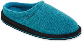L.L. Bean L.L.Bean Women's Sweater Fleece Slipper Scuffs