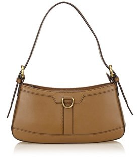 Burberry Pre-owned: Leather Shoulder Bag. - BROWN - STYLE
