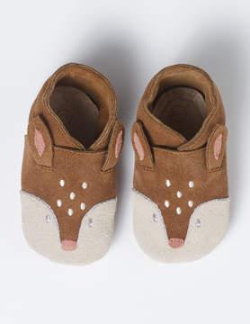 Boden Baby Deer Shoes