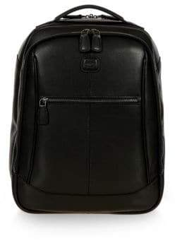 Bric's Varese Director Medium Leather Backpack