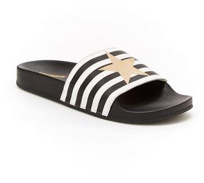 UNIONBAY Union Bay Star Womens Slide Sandals