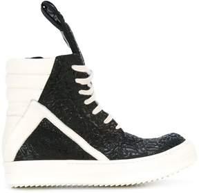 Rick Owens 'Geo Basket' sneakers