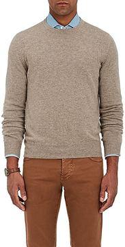Isaia Men's Mélange Cashmere Sweater