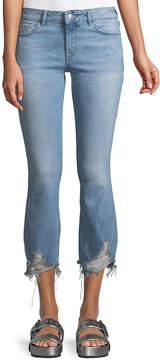 DL1961 Premium Denim Lara Cropped Flare Jeans