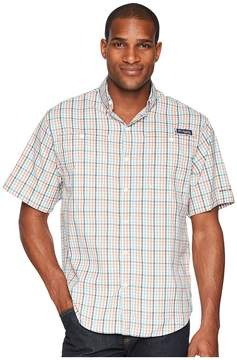 Columbia Super Tamiamitm Short Sleeve Shirt Men's Clothing