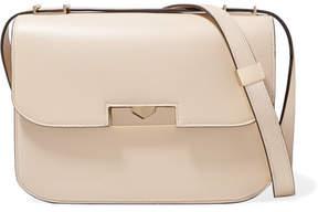 Victoria Beckham Eva Leather Shoulder Bag - Cream