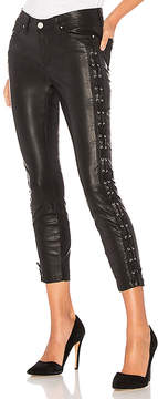 Blank NYC BLANKNYC Lace Up Skinny