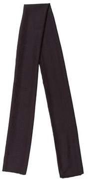 Hermes Façonnée Grand H Cashmere Silk Stole