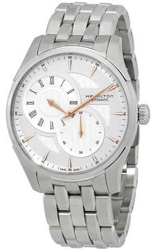 Hamilton Jazzmaster Regulator Automatic Silver Dial Men's Watch