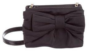 Kate Spade Skipper Bow Bag - BLACK - STYLE
