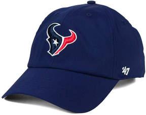 '47 Houston Texans Repetition Tech Clean Up Cap