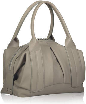 Joanna Maxham Cast Away II Sand Pebbled Leather Medium Satchel