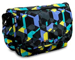 JWorld J World Terry Messenger Bag - Cubes