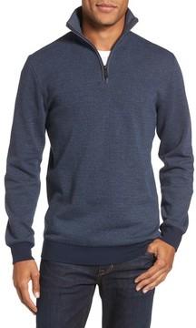Rodd & Gunn Men's Meyer Desert Quarter Zip Pullover