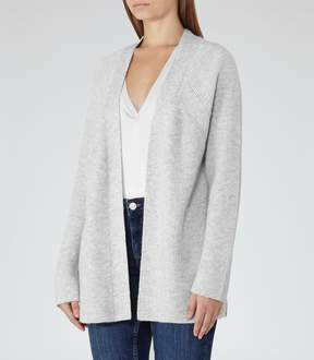 Reiss Marley Open-Front Cardigan