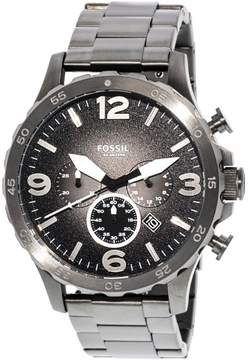 Fossil Men's JR1437 Nate stainless-steel Watch, 50mm