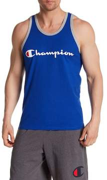 Champion Classic Jersey Ringer Tank Top