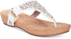 Giani Bernini Reymaa Memory Foam Sandals, Created for Macy's Women's Shoes