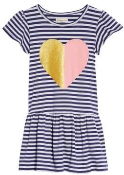 Tucker + Tate Graphic Stripe Dress