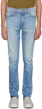 Robert Geller Blue Type 2 Jeans