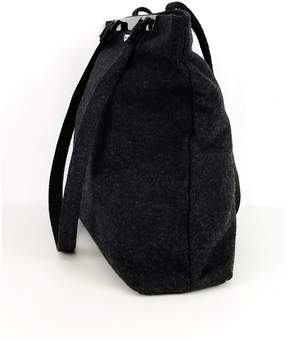 Donna Karan Charcoal Grey Tote Bag