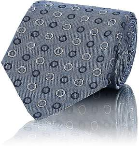 Isaia Men's Silk Faille Necktie