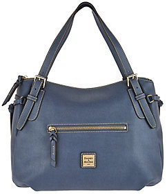 Dooney & Bourke Saffiano Large Nina Shoulder Bag